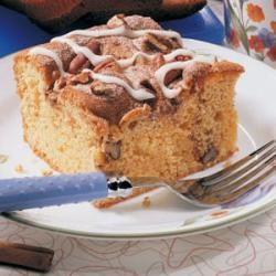 Amazing Pecan Coffee Cake | Recipe