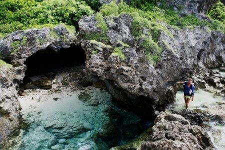 Eau Island Tonga