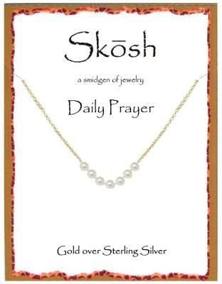 Engravables - Gold Seven Pearl Daily Prayer Necklace, $39.99 (http ...