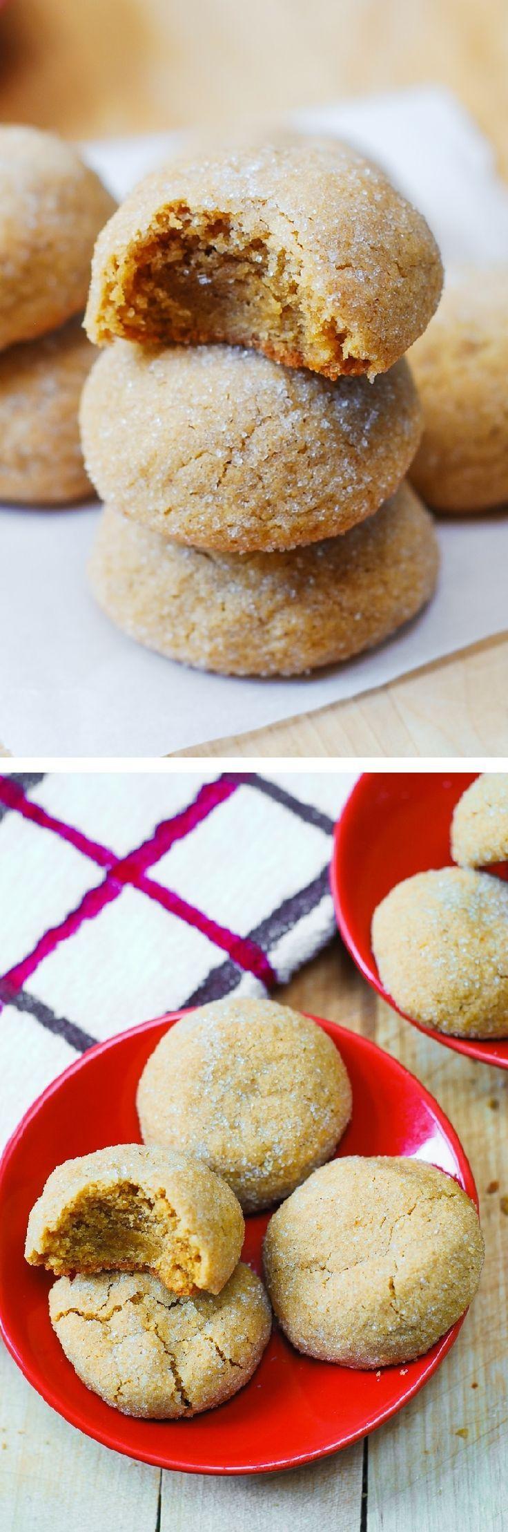 The best peanut butter cookies! | Desserts | Pinterest