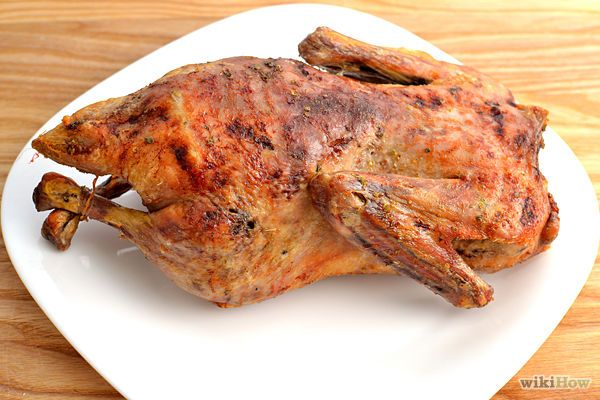 Cook a Duck - wikiHow | Recipes I want to try . . . | Pinterest