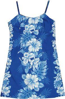 Haku Laape - Spaghetti Girls Dress : Shaka Time Hawaii Clothing Store