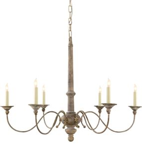 SMALL COUNTRY CHANDELIER, Circa Lighting