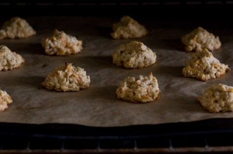 Carrot Oatmeal Cookies | Desserts o' plenty | Pinterest