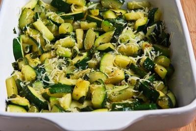 Monster Zucchini and Basil Strata | Recipe