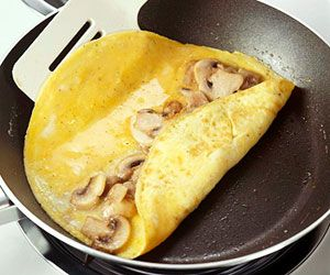 French Omelet | Recipe