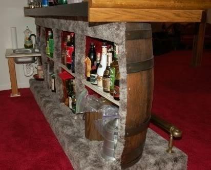 Whiskey Barrel Bar Wedding 2013 Pinterest