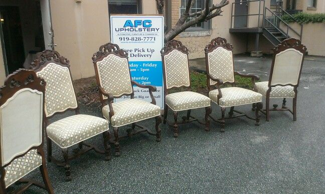 Dining Room Chairs AFC Upholstery Pinterest
