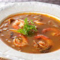 Tom Yum Soup | SOUPS & SALAD | Pinterest