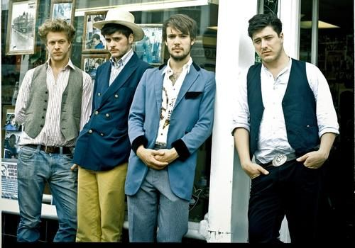 Mumford and Sons, Buzz Under the Stars 2011