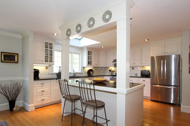 kitchen without walls | Great Kitchens | Pinterest