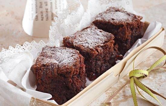 Truffle brownies recipe - Better Homes and Gardens - Yahoo!7