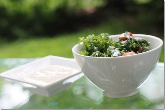 Outstanding Miso Sesame Dressing Recipe (vegan, raw food)