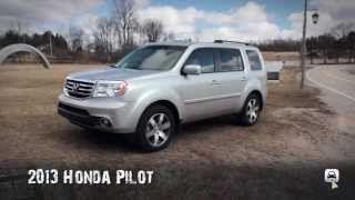 2013 honda pilot touring lease