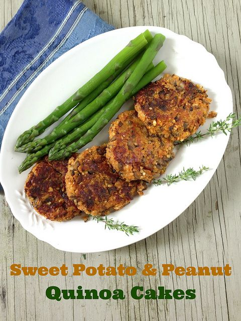 quinoa and sweet potato cakes whole foods market quinoa sweet potato ...