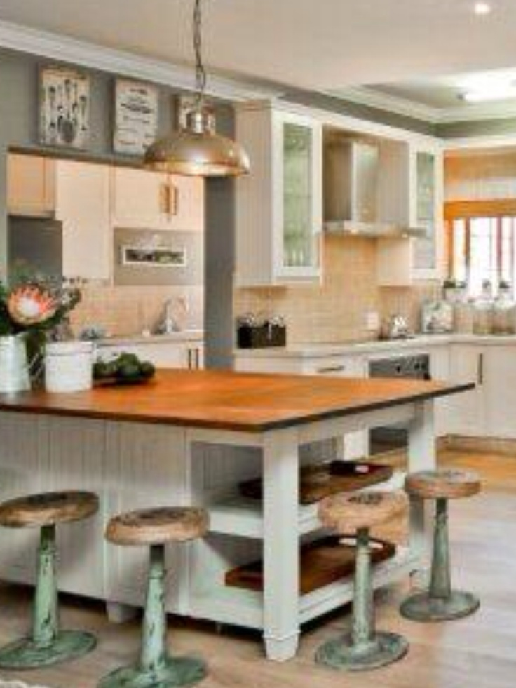 country kitchen island kitchens i like