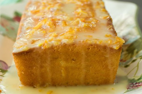 Yogurt-Marmalade Cake | Recipe