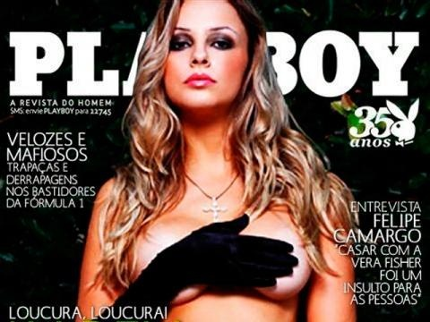 Deléitate con las fotos de Karen Kounrouzan, la brasileña que se 'derrite' por Fernando Alonso