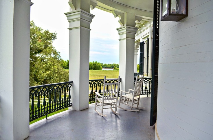 Nottoway second floor balcony louisiana pinterest for Balcony 2nd floor