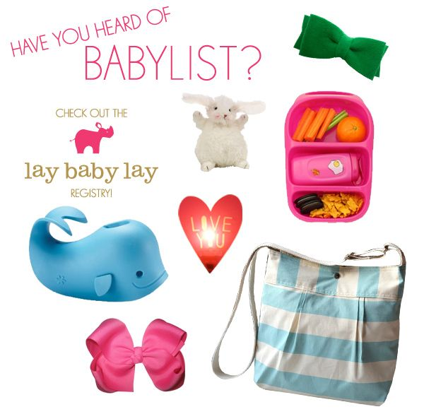 BabyList: a catch all registry that lets you register for things from ...