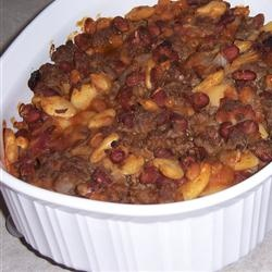 Calico Bean Casserole Recipe (I remember making this when my boys were ...
