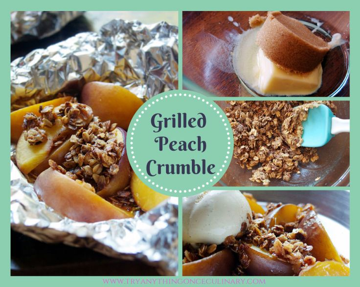 ... crumble are a walnut crumble are a grilled nectarine crumble grilled