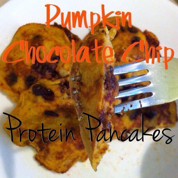 Pumpkin Chocolate Chips
