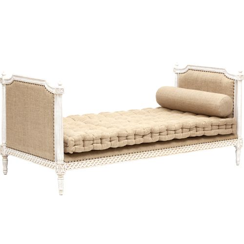 isabelle daybed from high fashion in houston think light grey velvet