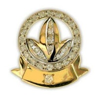 Herbalife diamond presidents team pin! :)