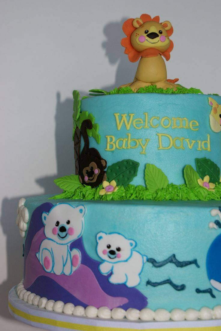 animal themed baby boy shower sweet traditions pinterest