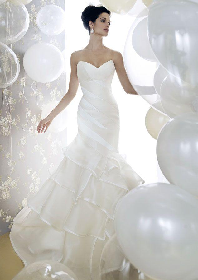 jersey southern wedding dresses