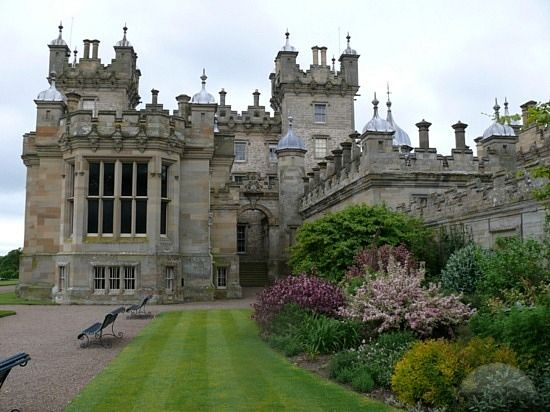 Floors Castle Scotland Castles I Want To See Pinterest