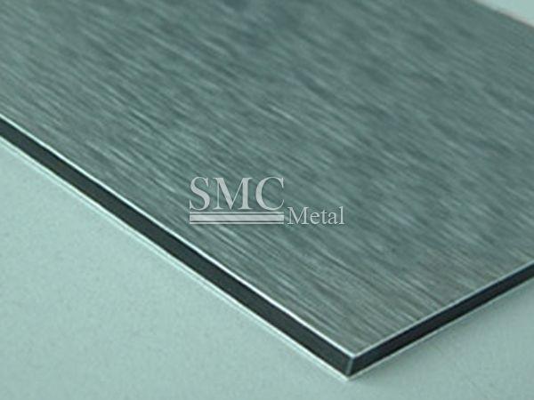 Brushed Aluminium Sheet : Aluminum sheet brushed