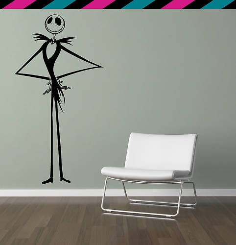 Wall Decals Nightmare Before Christmas : Pin By Terra Goselin On Nightmare  Before Christmas Pinterest