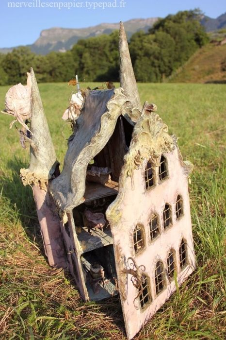 Pin by kim molzhon on paper craft and paper mache pinterest for Cool paper mache