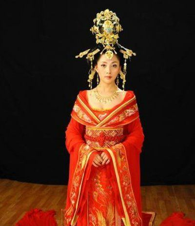 China tang wedding