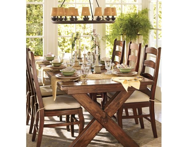 Picnic table dining room sets