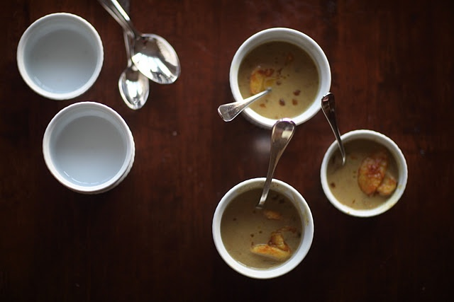 curried peanut soup | buon appetito | Pinterest