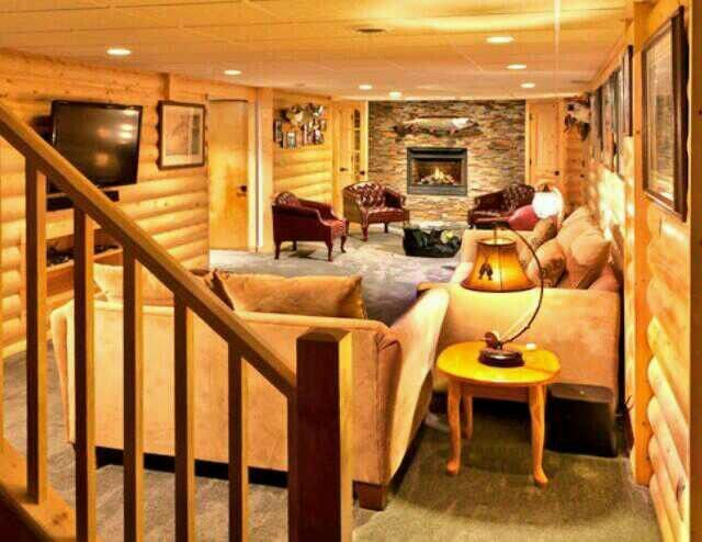 Dream Basement In Tennessee For My Dream House