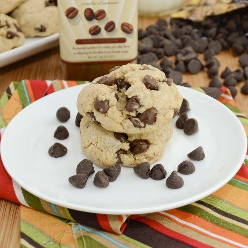 Sweet Pea's Kitchen » Espresso Chocolate Chip Cookies