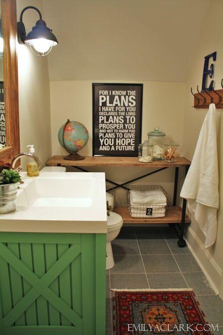 Friday Eye Candy: Beautiful Bathrooms