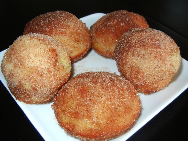 Baked Maple Cinnamon Donut Holes | Recipes | Pinterest