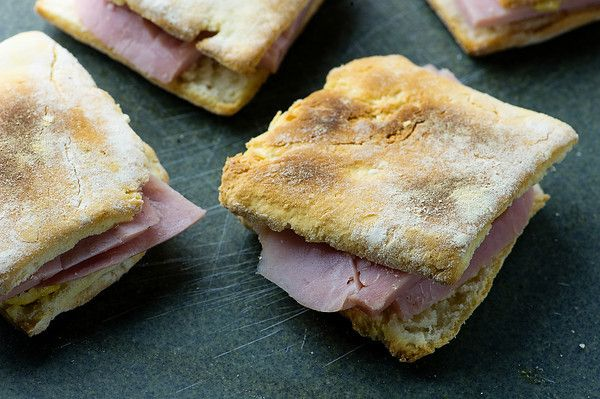 Country Ham Biscuits | Recipe