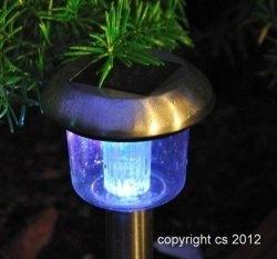 B and q garden lights