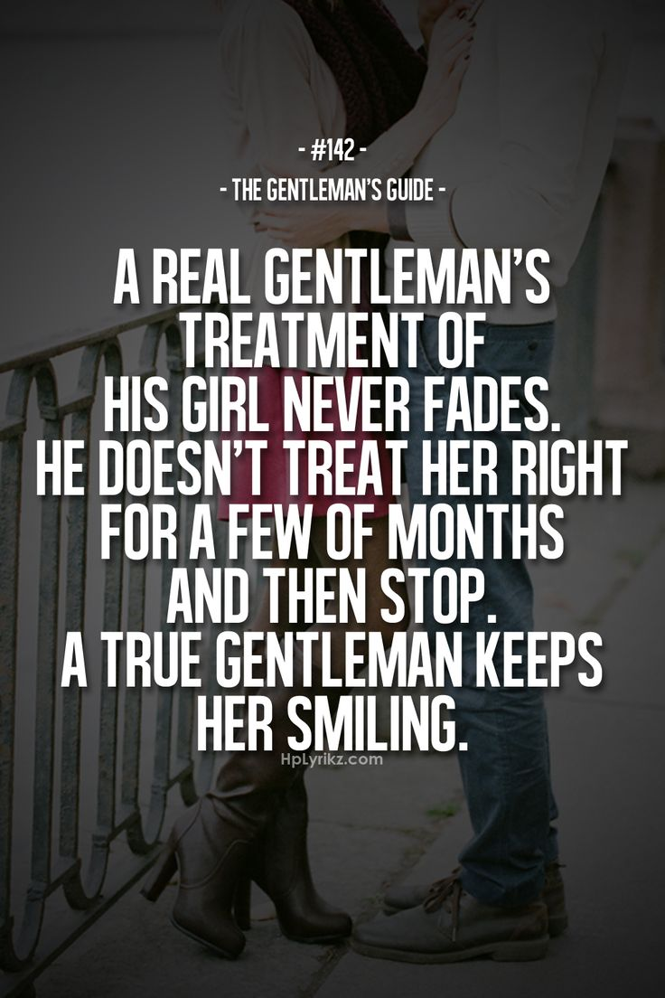 a real gentleman quotes - photo #6