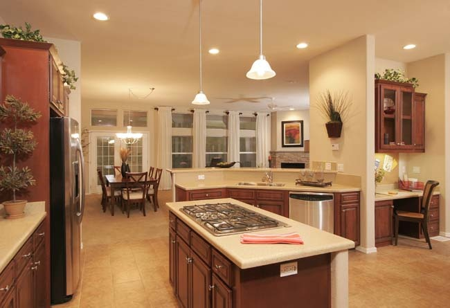 Interior Of A Manufactured Home Beautiful Homes