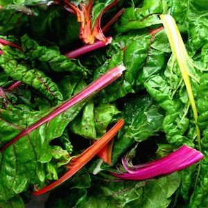 Swiss chard | A penny for your thoughts | Pinterest