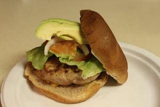 Actually Delicious Turkey Burgers | Eat It | Pinterest