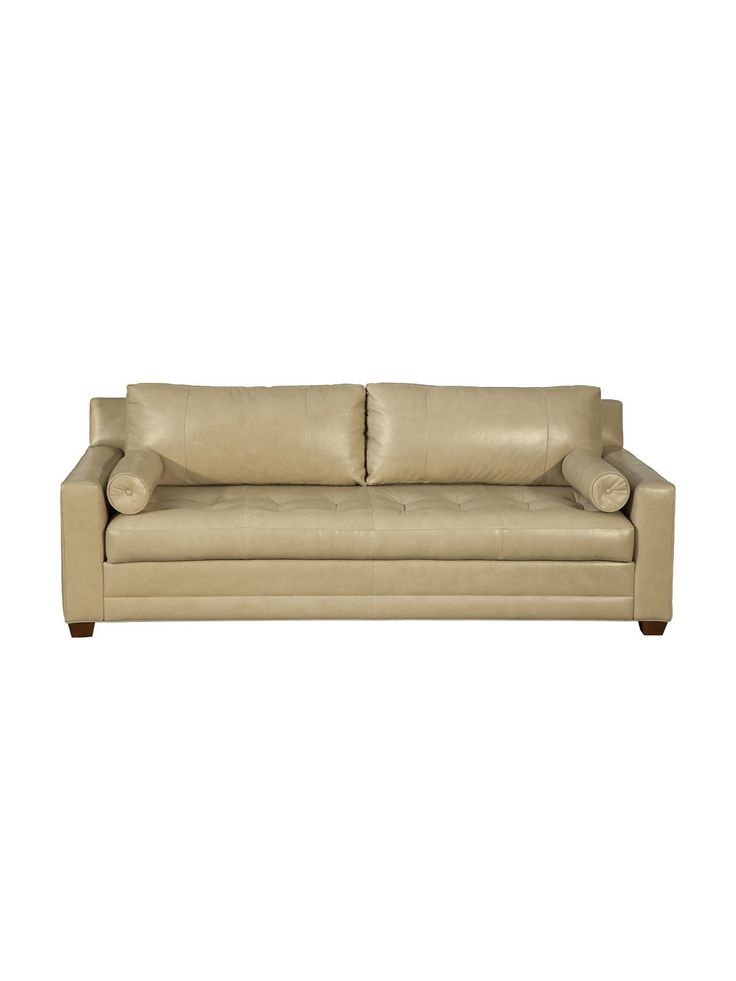 Cameo Leather Sofa by Elite Leather at Gilt