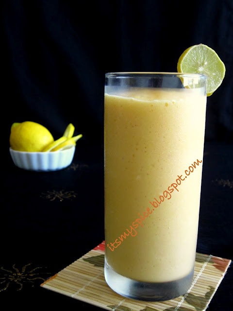 Mango Frappe | Recipes from my blog | Pinterest
